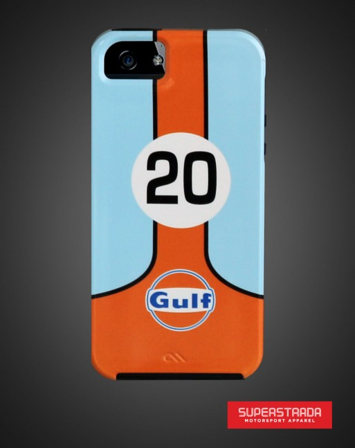 Gulf-bumper-blue-orange-livery